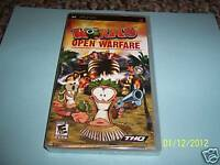 Worms: Open Warfare (PlayStation Portable) psp new