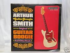 "Arthur Guitar Boogie Smith - 12"" Lp 1974 / Stereo"