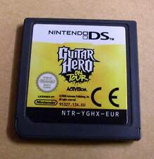 Nintendo DS GIOCO-GUITAR HERO ON TOUR (giallo)