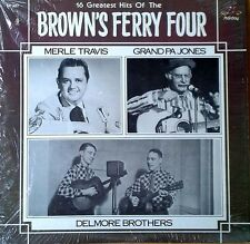 BROWN'S FERRY FOUR - 16 GREATEST - STARDAY / GUSTO - STILL IN SHRINK WRAP