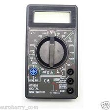 Digital Multimeter Messgerät Transistor LCD AC/DC Ohm Tester Amperemeter
