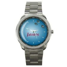 Reloj De Pulsera bola De Boliche Personalizado *** *** cualquier nombre gran regalo artículo ***