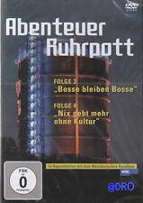 DVD + Abenteuer RUHRPOTT + Menschen Kultur Fußball + #2 + Interessante Doku +