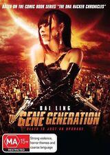 The Gene Generation (DVD, 2009) Region 4 (VG condition)