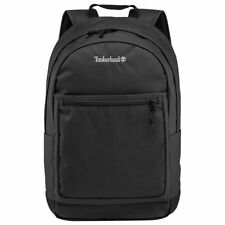 Timberland Men's Crofton 28-Liter Water-Resistant Black Backpack A1KZN