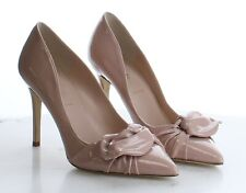 05-40 Women's Size 8.5M Kate Spade Pink Patent Leather Pointed Toe Pumps