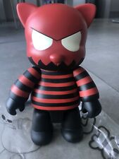 "TOY2R QEE KITCAT Q 8"" BRAND NEW KIDROBOT DUNNY"