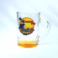 Puerto Rico Flag Souvenirs Mini Mug Shot Glass ( Boriqua , Rican ) 3oz BEACH