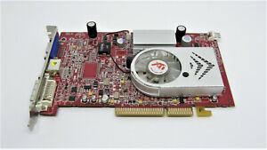 PowerColor ATI Radeon x700 256MB AGP PC Graphics Card