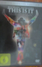 Doppel Musik DVD - Michael Jackson, This is it