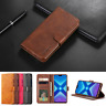 For Huawei Mate 20 P30 Pro Lite Luxury Flip Leather Wallet Card Case Cover Stand