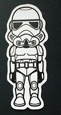 "Sticker Aufkleber Matt-Optik ""Robot"" Laptop, Notebook, Stickerbomb ..."
