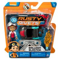 Rusty Rivets – Balloon Blaster Building Set with Ruby Figure