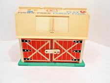 Granja Fisher Price vintage