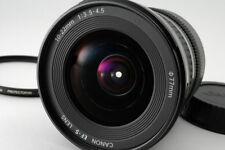 [Mint +] Canon EF-S 10-22mm F/3.5-4.5 USM Zoom Lens + Filter JAPAN #k082