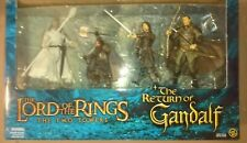 Lord of the Rings action figure box set The Return of Gandalf ROTK