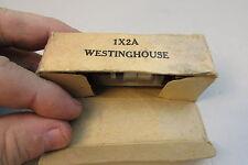 Nos Nib Westinghouse 1X2A Vacuum Tube