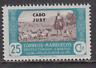 Cabo Juby Sueltos 1944 Edifil 144 ** Mnh