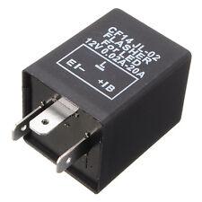 CF14 FLASHER RELE RELAIS RELAY LED LAMPEGGIATORE FRECCE MOTO AUTO SCOOTER 12V