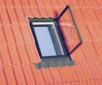 Dachausstieg 80x80 Dachfenster VERSA PLUS Dachausstiegsfenster TOP PREIS!!