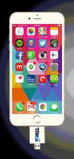 iPhone 7 Memory Dual USB Drive - Toxxel - U.S.A Company - 16GB