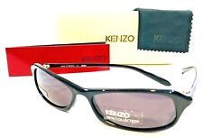 Rare Cat eyes KENZO Sunglasses Kz3039C01 Women black MADE IN FRANCE NWT