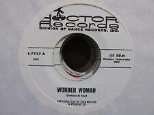 Hoctor Private Press Funk Disco..Wonder Woman