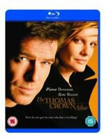 The Thomas Crown Affair [Blu-ray] [1999] [DVD][Region 2]