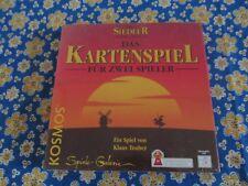 Die Siedler von Catan das Kartenspiel für zwei Spieler Klaus Teuber