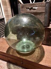 Vintage Japanese Glass Fishing Float (Large)