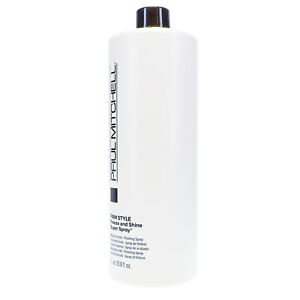 Paul Mitchell Firm Style Freeze and Shine Super Spray 33.8 Oz