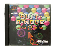 BUST-A-MOVE 2 (1996) Playstation Game PS1