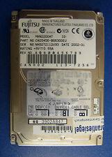 "2,5"" Fujitsu IDE-Festplatte 20 GB MHN2200AT"