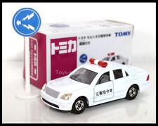 TOMICA AEON TOYOTA CELSIOR POLICE CAR 1/65 TOMY DIECAST CAR  17