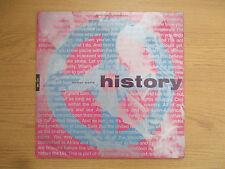 "HISTORY - BETTER WORLD Vinyl 12"" 45RPM UK 1990 Deep House SBK RECORDS -12SBK7015"