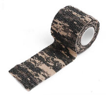 Camo Waterproof Wrap Rifle/Gun Hunting Camping Hiking Camouflage Stealth Tape