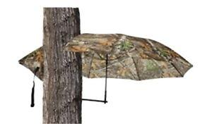 Ameristep AMEAC2000 Realtree Edge Camo Hunting Treestand Hunters Umbrella