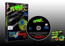 FROGZ 64 Atari Jaguar CD Game