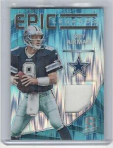 TROY AIKMAN 2015 SPECTRA EPIC LEGENDS JERSEY #ED /50 COWBOYS