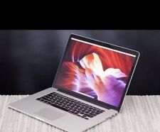 Macbook pro Retina 15 2015 Quad Core i7 2.2 GHz  16GB Office logic X FINAL CUTx