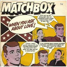 """Matchbox """" When you ask about love """" Angleterre"""
