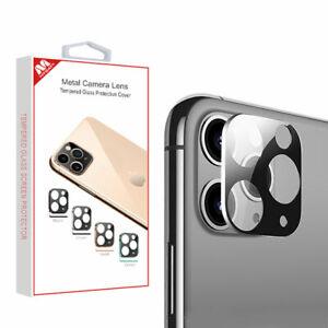 Apple iPhone 11 / Pro Max Premium Camera Lens Tempered Glass Screen Protector
