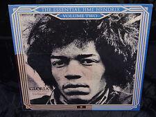 """Jimi Hendrix The EssentaIl JIMI HENDRIX VOL 2 SEALED USA 1ST PRES 1979 LP W/ 7"""""""