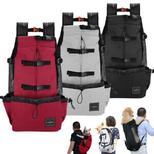 K9 Sport Sack Dog Carrier Backpack Pet Hiking Bike Travel Outdoor Adjustable Bag
