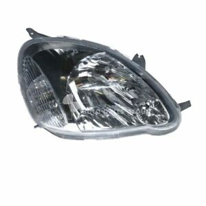 Headlight Drivers Side Fits Toyota Echo TTG-21030RHQ
