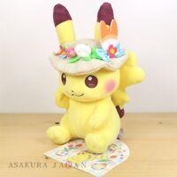 Pokemon Center Original Pokemon Easter Plush doll Pikachu From Japan