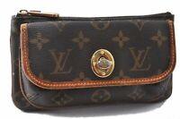 Authentic Louis Vuitton Monogram Pochette Tikal Pouch M60019 LV B2231
