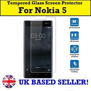 For Nokia 5 TA-1024 TA-1053 100% Genuine Tempered Glass Screen Protector Gorilla