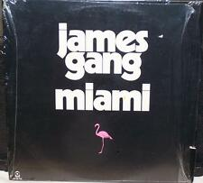 MIAMI BY JAMES GANG ATCO RECORDS SD 36-102 VINYL ALBUM CUT OUT