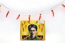 set of 20 Frida Kahlo Chilli pepper Mexican fairy bar xmas christmas tree lights